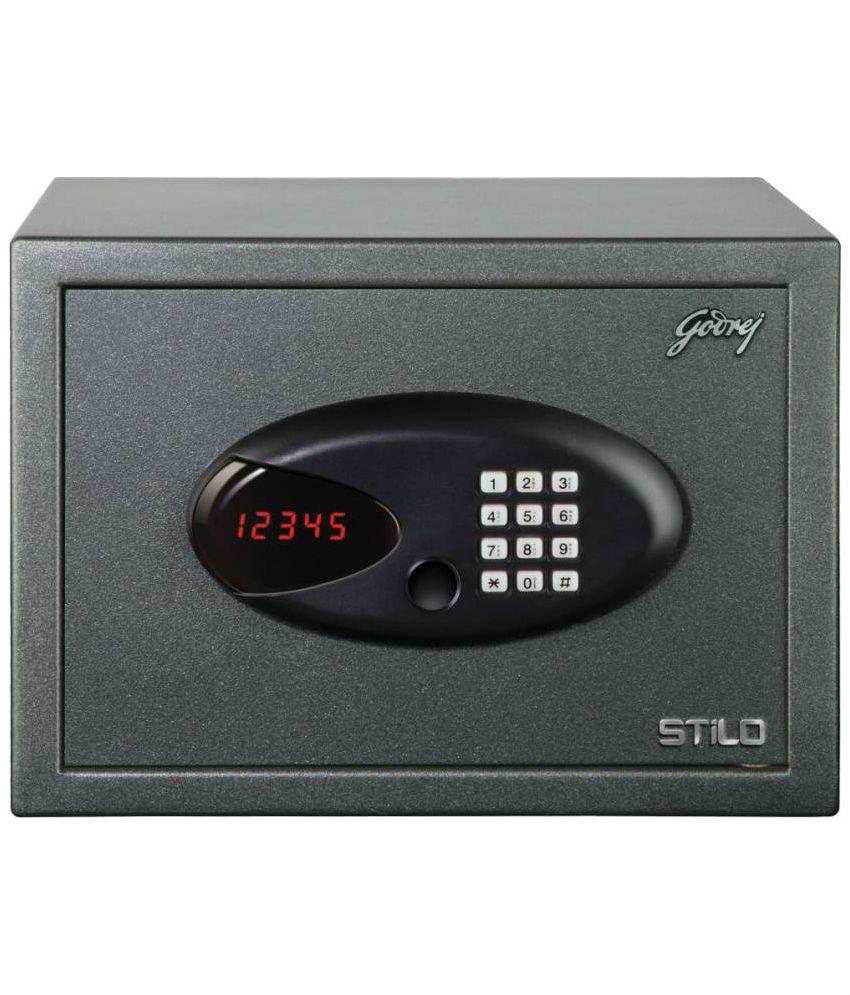 Min. 20% Off On Home Safes By Snapdeal | Godrej Safe - New Stilo @ Rs.5,649