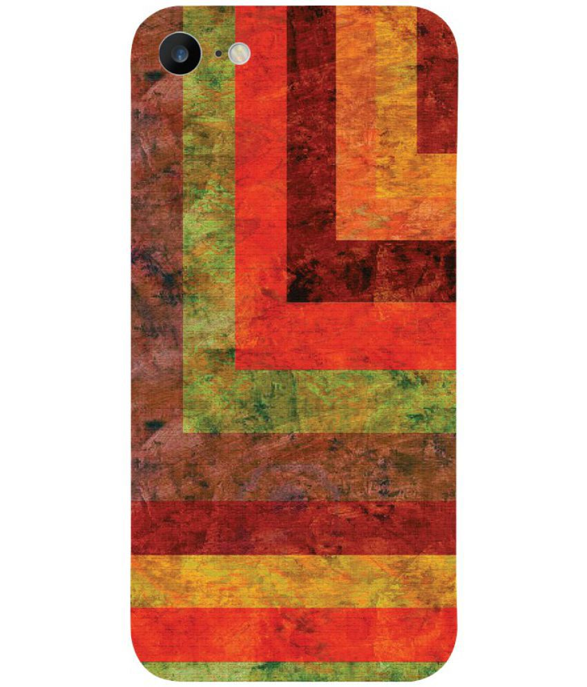 Apple iPhone 7 Printed Cover By Skintice