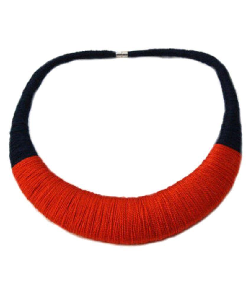 Sa-Heli Multicolour Necklace