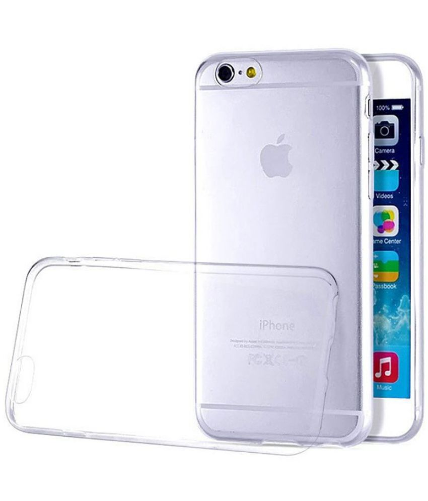 Apple iPhone 6 Plus Cover by Cell Planet - Transparent