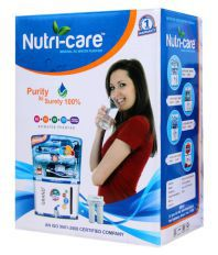 Nutri-Care Nutri-Care Prime 11 Stage Alkaline Mineral RO ROUVUF Water Purifier