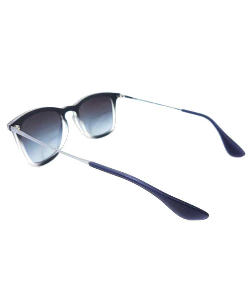 4ef21279ecc Ray-Ban Grey Wayfarer Sunglasses ( rb 4221 6226 8g ) - Buy Ray-Ban ...