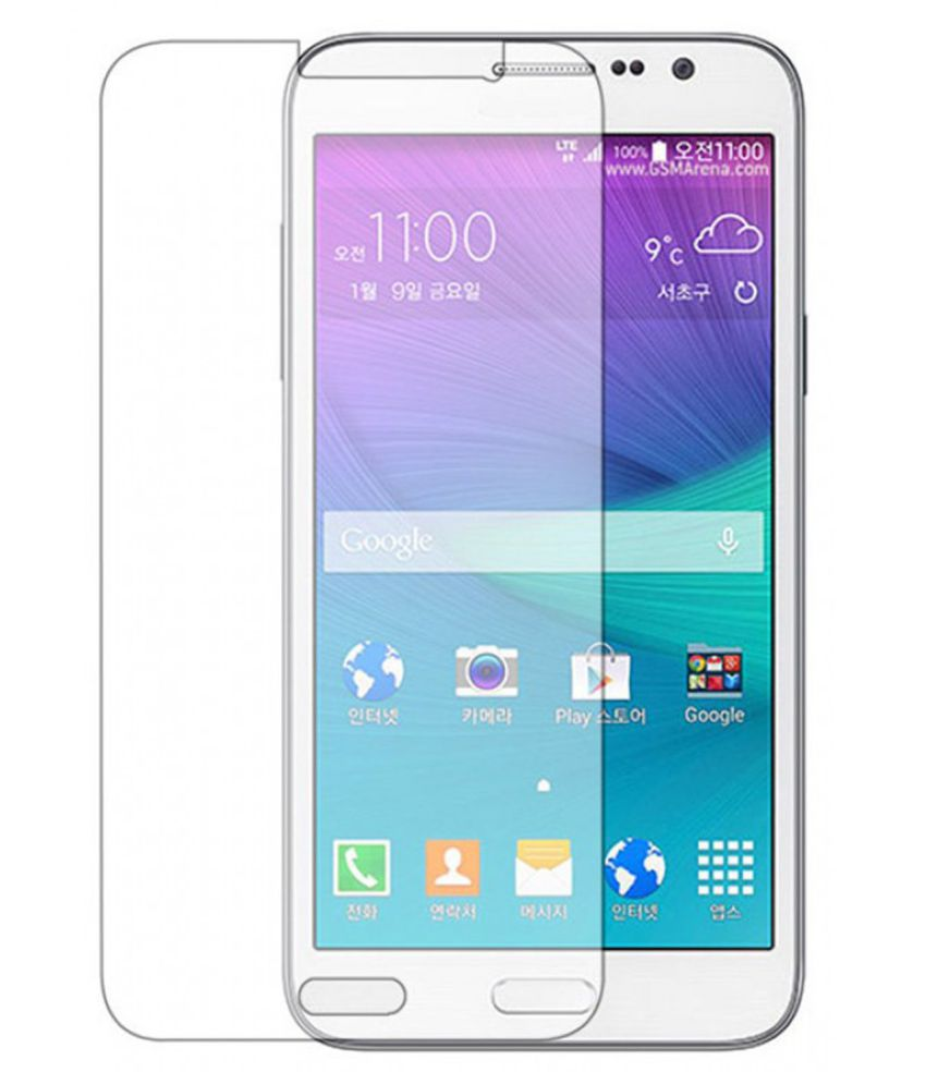 Samsung Galaxy Grand Max Tempered Glass Screen Guard By Hook