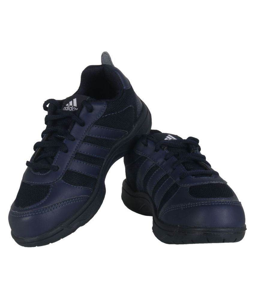 Adidas Navy Running Shoes By Snapdeal @ Rs.599