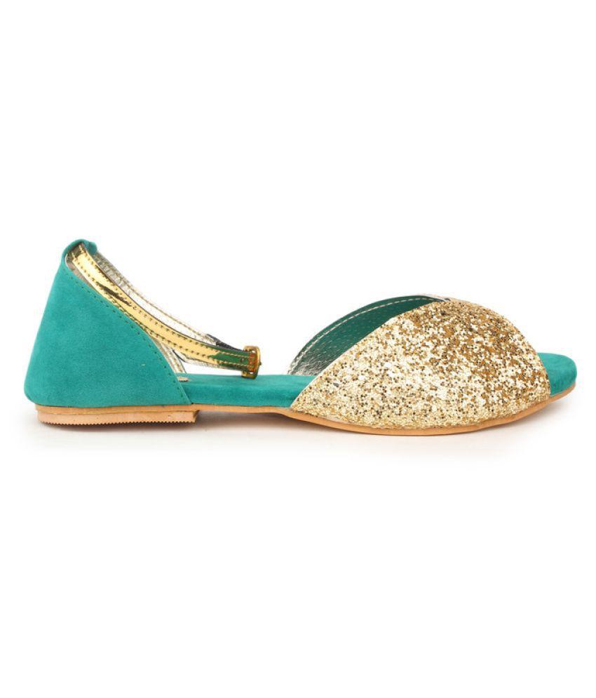 STFU Turquoise Heels