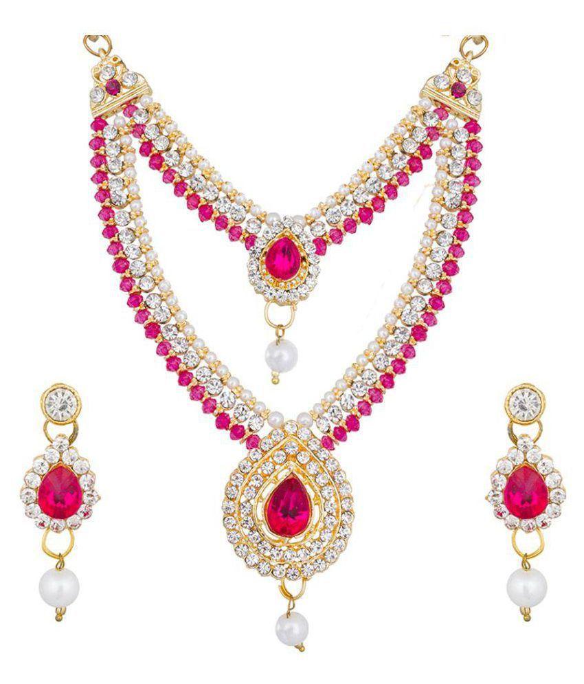 The Luxor Multicolor Necklaces Set
