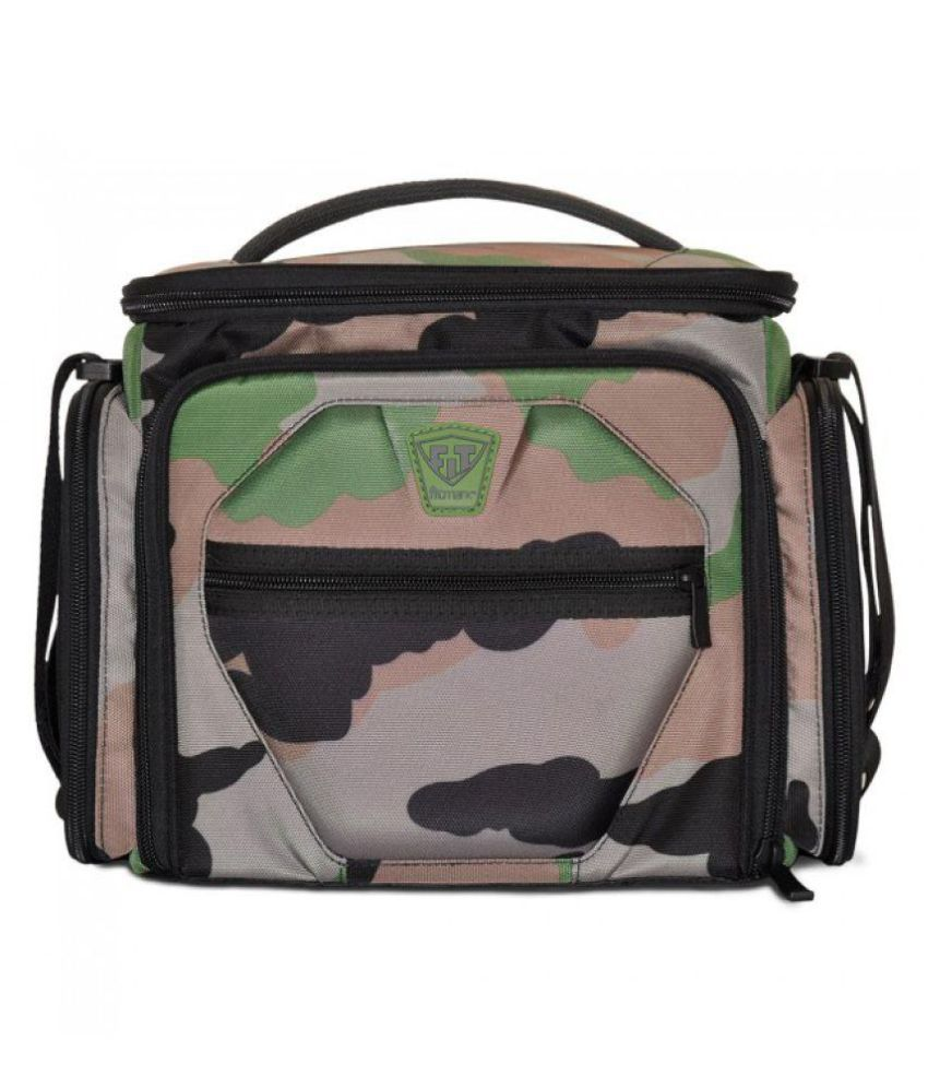 Fitmark Multicolour Gym Bag