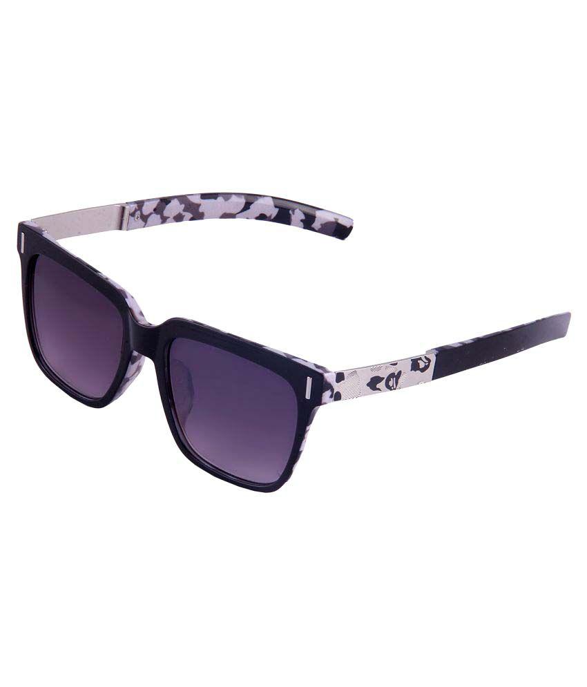 Di tutti Voilet Wayfarer Sunglasses ( 2342 )