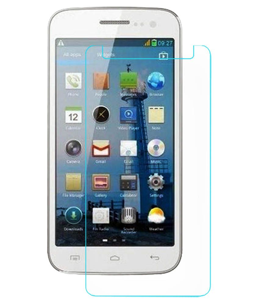 Micromax Canvas 2.2 A114 Tempered Glass Screen Guard By ACM
