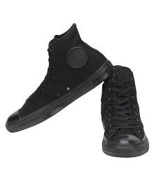 7b33de29574 Size 3 6 8 9 10 4 5 7 11 · Converse All Star 150757CCTHI High Ankle Sneakers  Black Casual Shoes