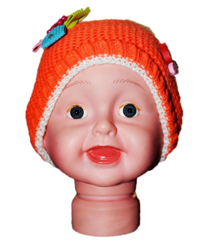 Mantra Multicolor Woolen Cap