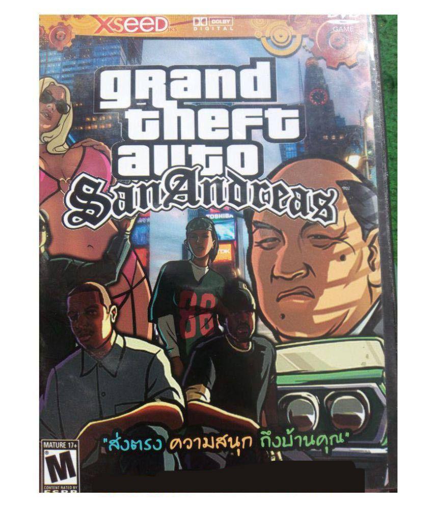 GRAND THEFT AUTO SANANDREAS (PS2) ( PS2 )