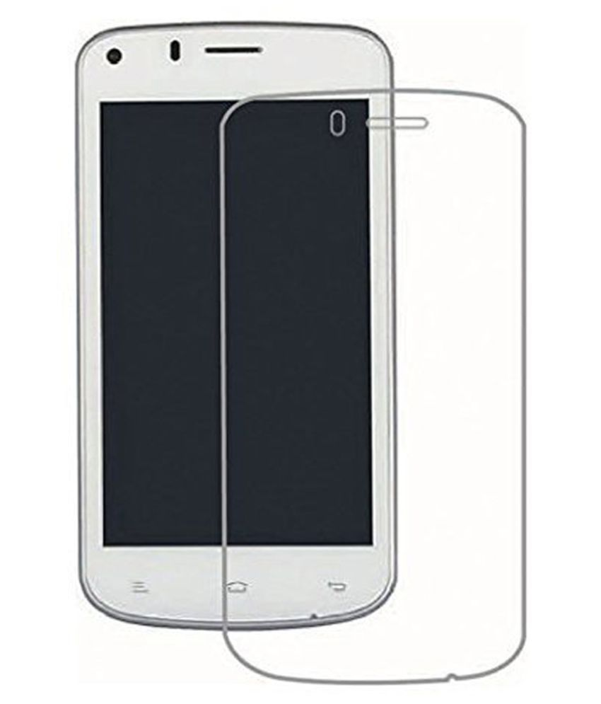Gionee Pioneer P3 Tempered Glass Screen Guard By Crook