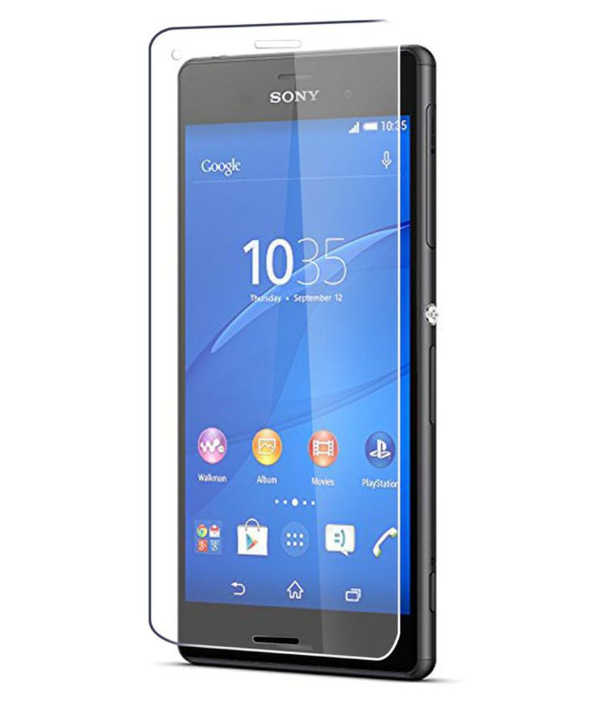 Sony Xperia Z5 Premium Tempered Glass Screen Guard By Crook
