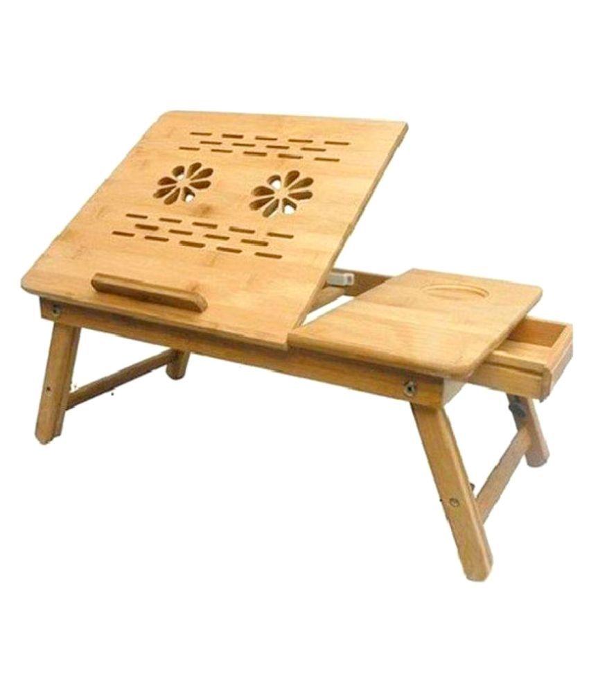 Tables Buy: Wooden Adjustable Study Working Computer Designer Folding
