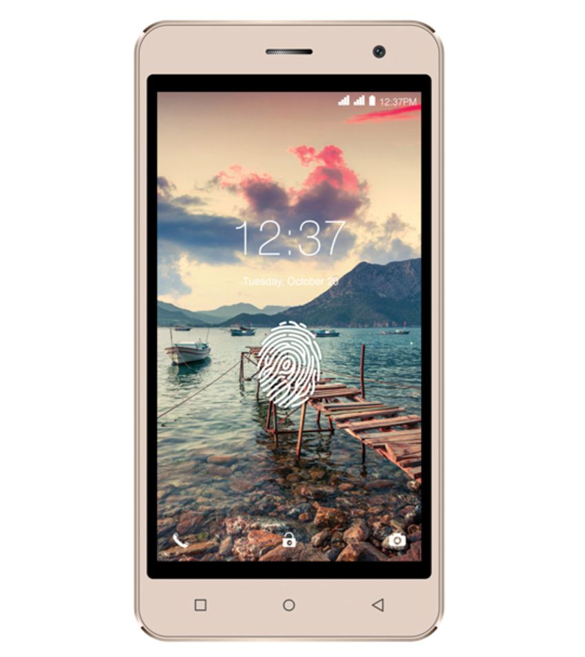 Intex Cloud Scan FP 3G (Fingerprint, 8GB)