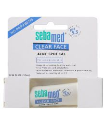 Sebamed Clear Face Spot Gel, 0.34 Fluid Ounce