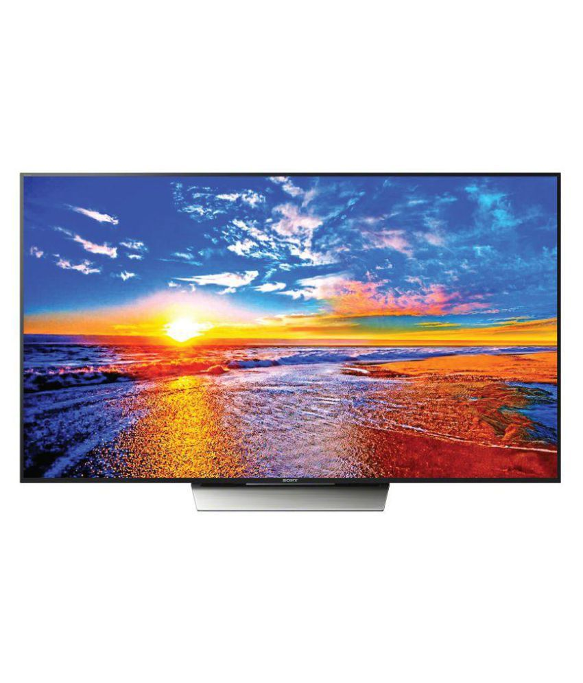 Sony KD-65X8500D 163.9 cm ( 65 ) Ultra HD (4K) LED Television