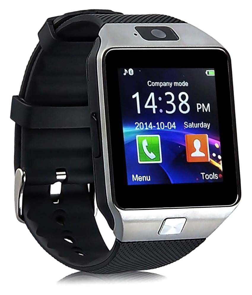 Hunt Black Watch Phones With Call Function Snapdeal Rs. 899.00