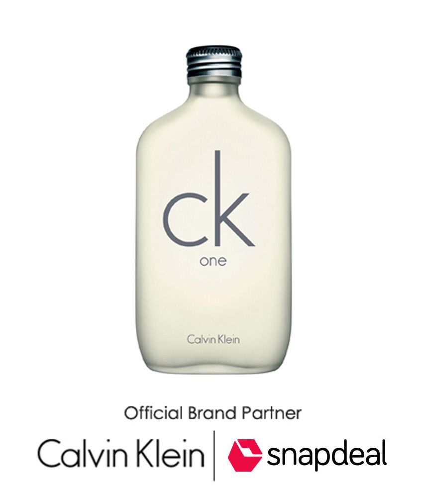 Calvin Klein One EDT Men's Perfume- 200 ml