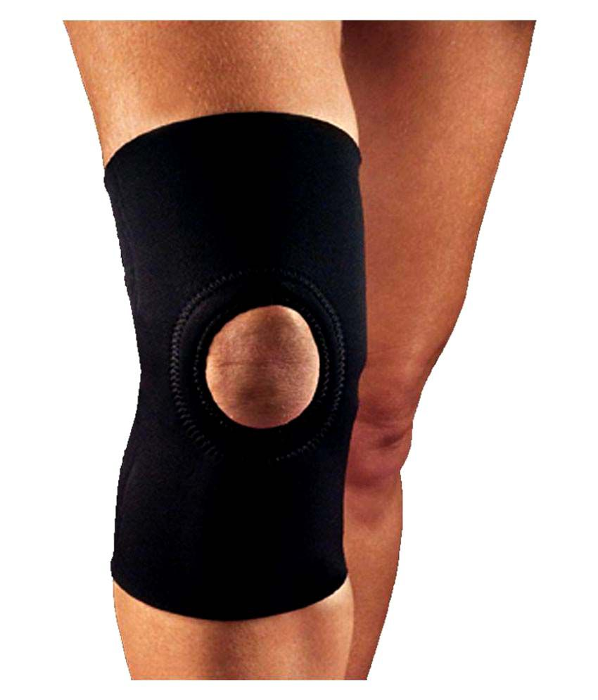 146c2b6448 YC Leg Knee Support Compression Muscle Joint Protection Gym Wrap ...