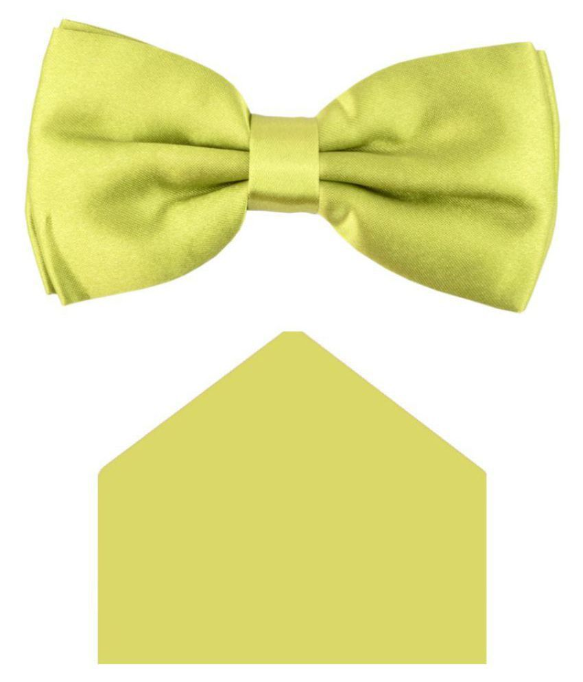 Modishera Green Party Necktie
