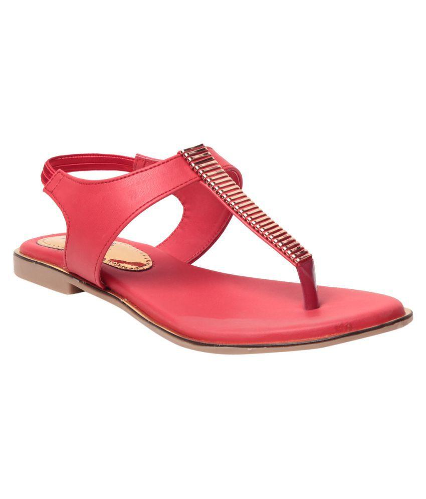 MSC Pink Flats