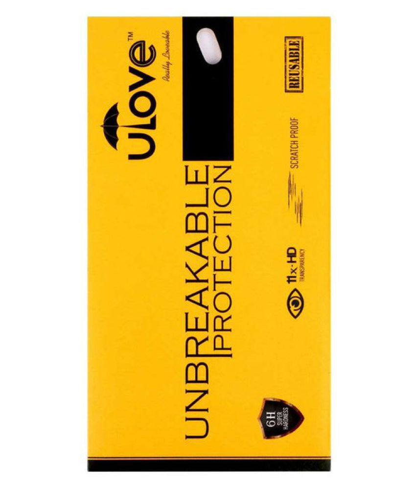 Asus Zenfone 5 Tempered Glass Screen Guard By Ulove