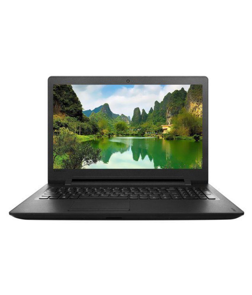 Lenovo IP Celeron Dual Core 4th Gen - (4 GB/500 GB HDD/DOS) IdeaPad 110 Notebook(15.6 inch, Black) IP 110