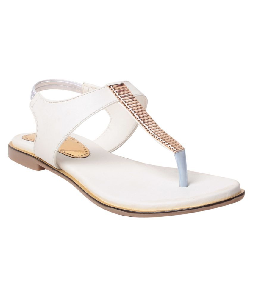 MSC White Heels