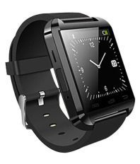 Innotek Black U8 Bluetooth 3.0 Smartwatch