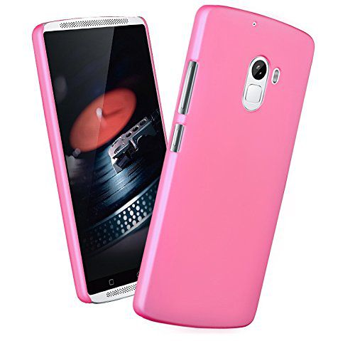 check out b0db8 1a3a2 Lenovo Vibe K4 Note Cover by BeingStylish - Pink