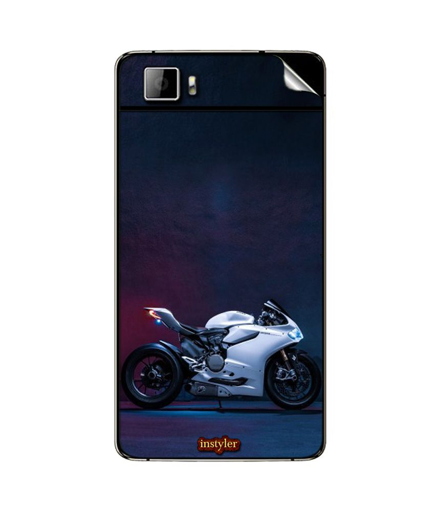 STICKER FOR MICROMAX CANVAS FIRE 3 A096 by instyler