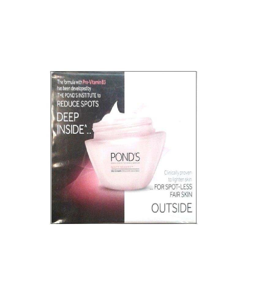 Ponds White Beauty Lightening Day Cream 35 G Buy Package