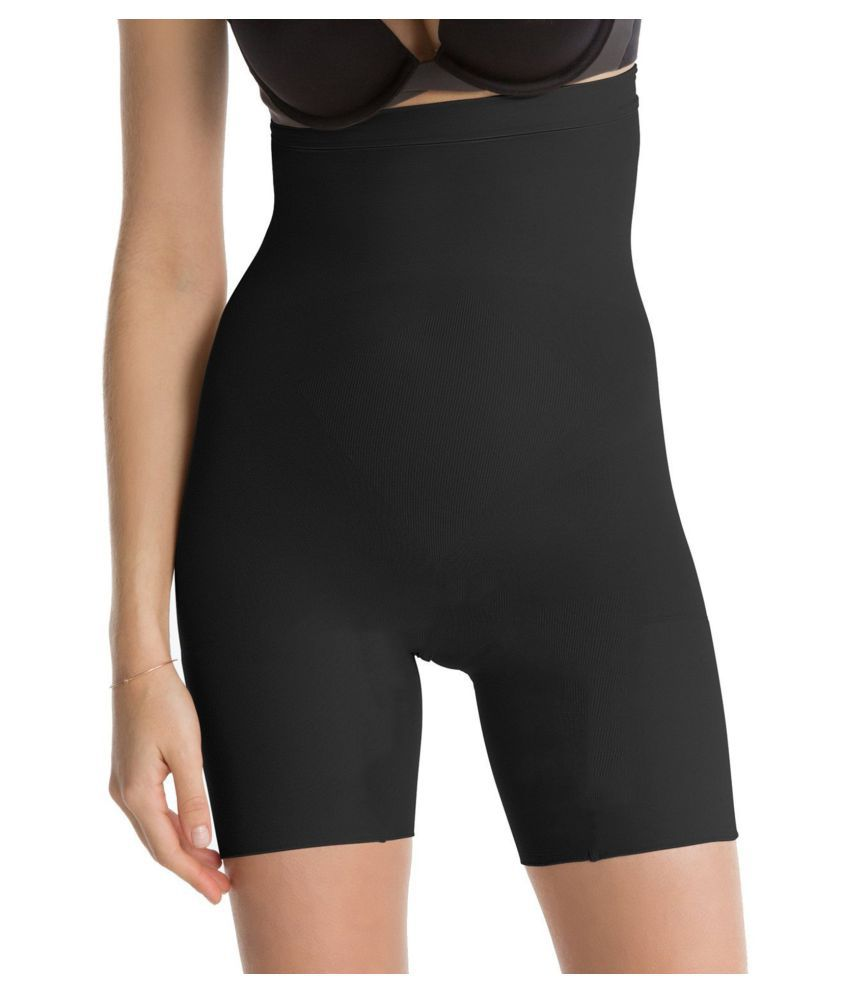 ad384c8cbaa26 Buy Dealseven Fashion Black Nylon Shapewear Online at Best Prices in India  - Snapdeal