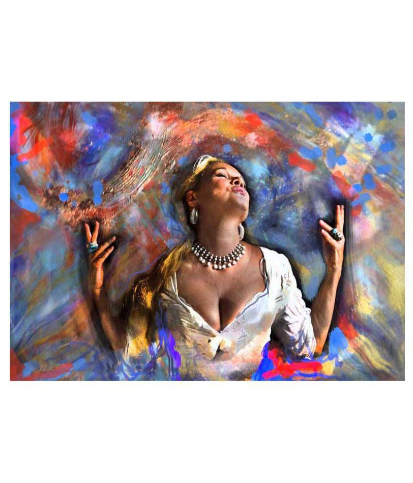 Tallenge The Heart of Soul Canvas Art Prints Without Frame Single Piece