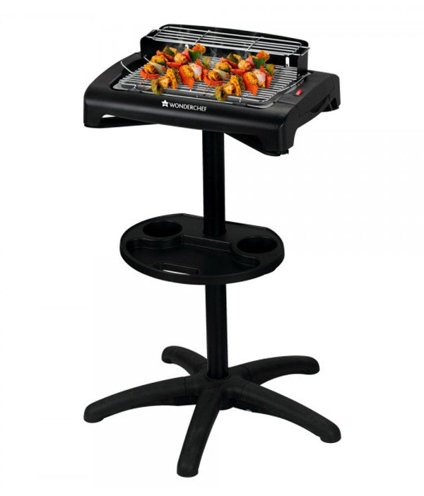 Wonderchef KYS-886 Electric Barbeque