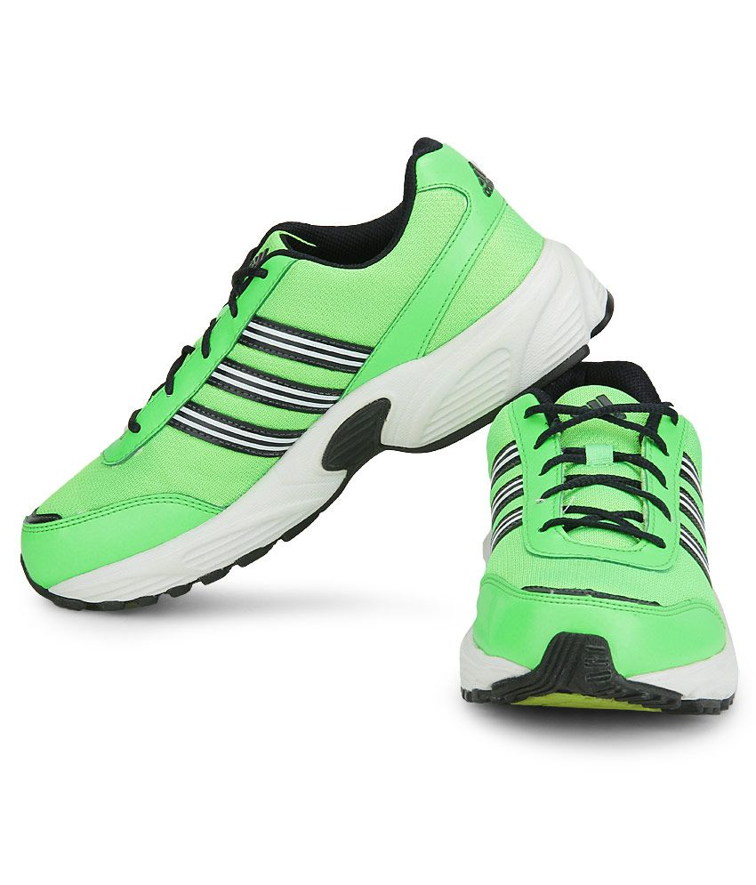 d1b85c8b709 Adidas Green YAGO K Sports Shoes Price in India- Buy Adidas Green ...