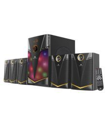 Zebronics Salsa BT RUCF 5.1 Speaker System
