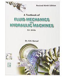 Fluid Mechanics by RK Bansal PDF Free Download (Hydraulic Machines)