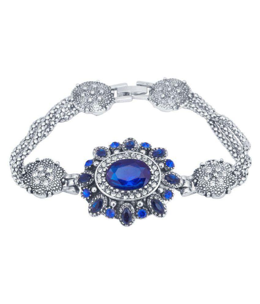 Alloy Fashion Bracelet for Women by IAARA