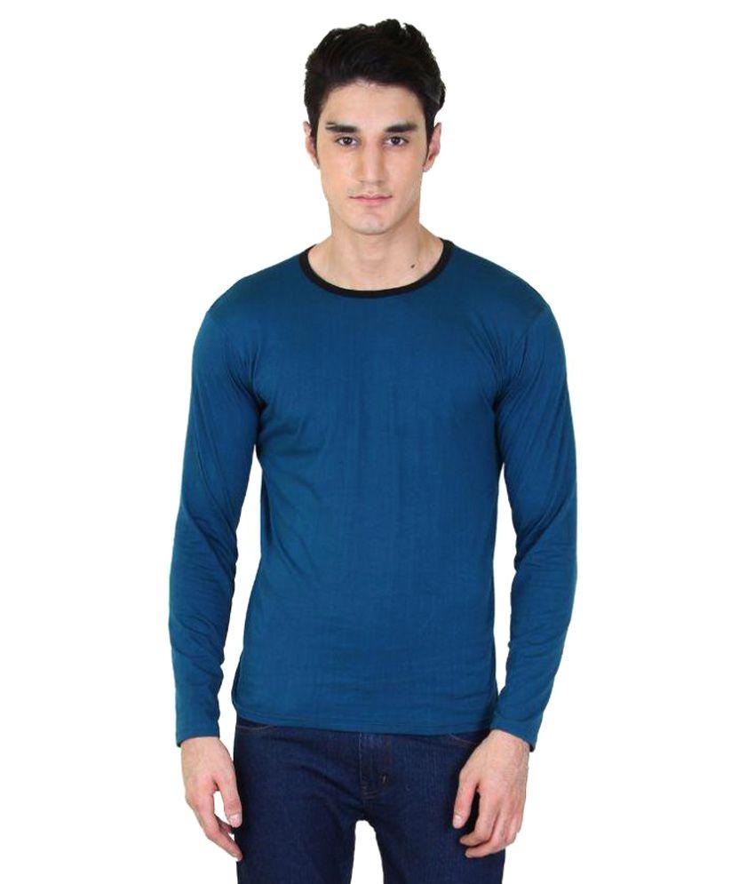 SSBD Blue Round T-Shirt