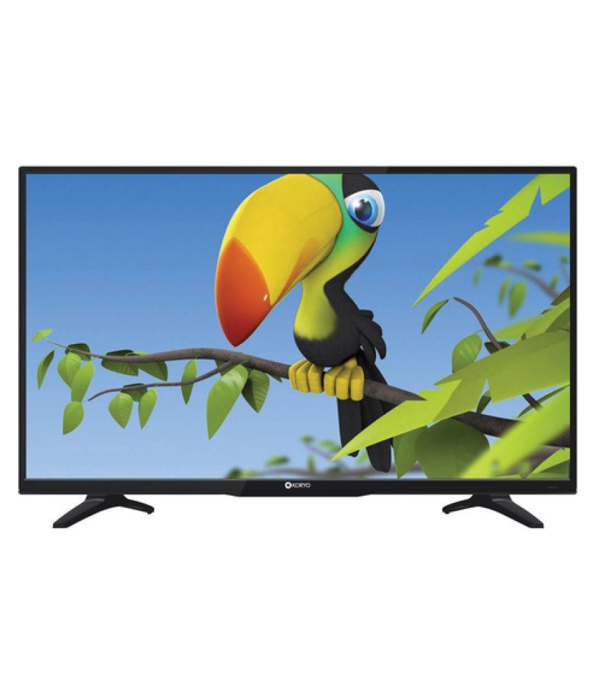 Koryo 32DLBHN6 81 cm ( 32 ) HDR LED Television