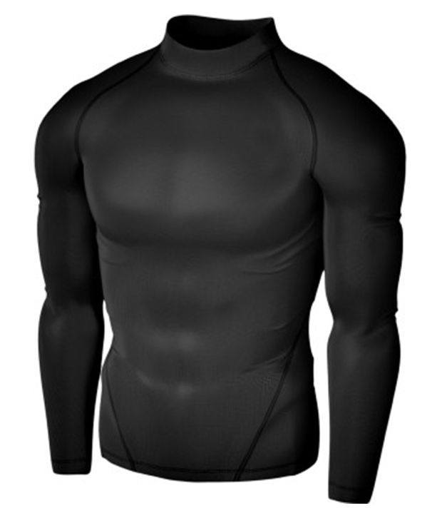 Lycot Black T Shirt