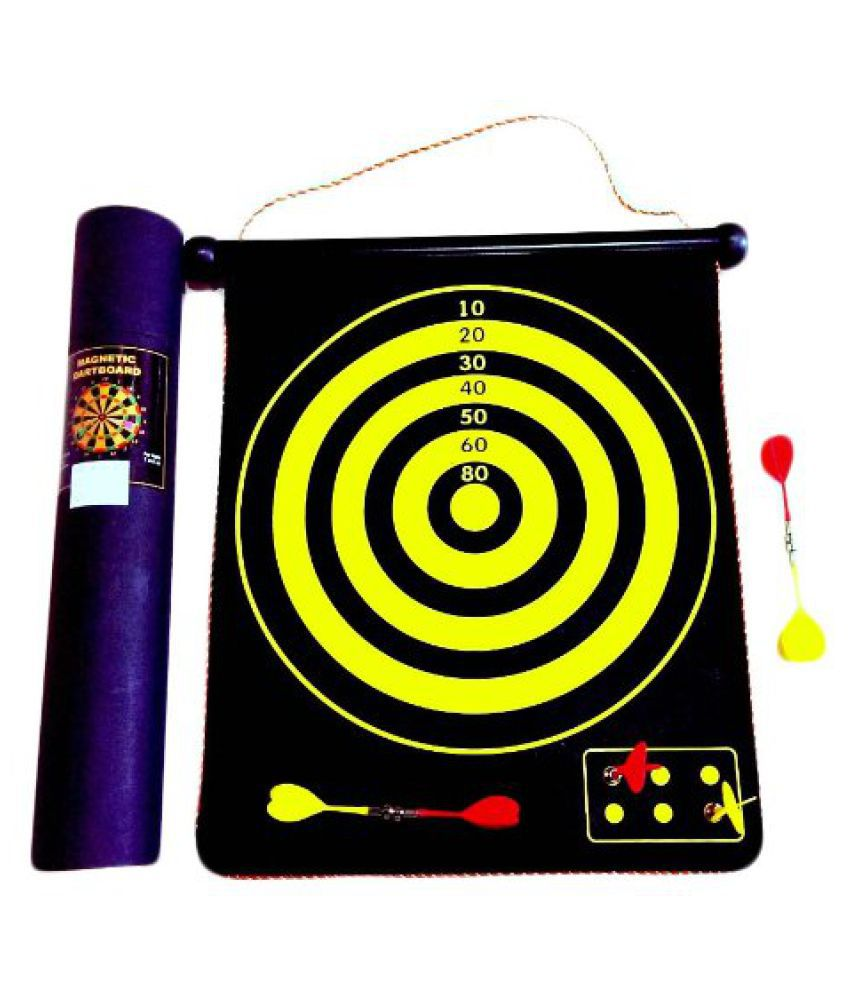 Smiles Creation Magnetic Dart Board Game