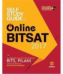 Self Study Guide for Online BITSAT 2017