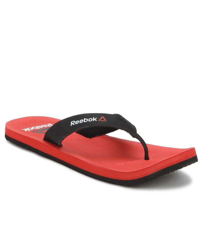 664517c42cdb Reebok Adventure Flip (BD3946) Red Flip Flops Price in India- Buy Reebok  Adventure Flip (BD3946) Red Flip Flops Online at Snapdeal