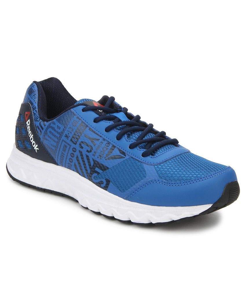 26695db96b279 Reebok Run Voyager (BD4084) Blue Running Sports Shoes - Buy Reebok Run  Voyager (BD4084) Blue Running Sports Shoes Online at Best Prices in India  on Snapdeal