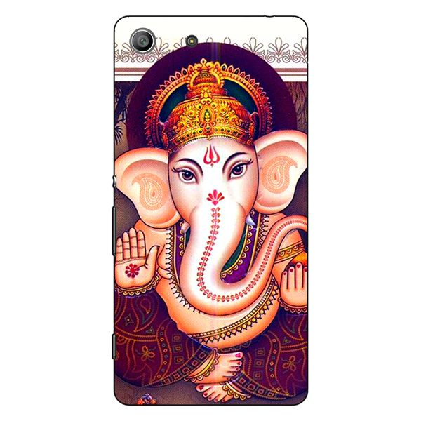 Sony Xperia M5 Printed Cover By 1 Crazy Designer