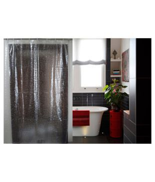 Shower Curtains: Buy Shower Curtains Online at Best Prices in ...